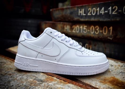 Nike Air Force 1 Low'Whites'空军一号休闲鞋